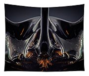 Devil Horn Focus Stack Tapestry