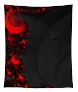 Devil Light 2   A Fractal Abstract Tapestry