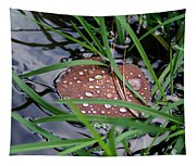 Dew It At The Creek Tapestry