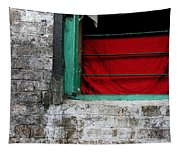 Dharamsala Window Tapestry