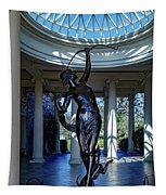 Diana The Huntress Tapestry