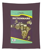 Dictionary Of Negroafrican Celebrities 1 Tapestry