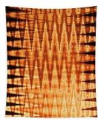 Digital Fire Tapestry