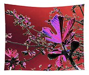 Figtree Leaves 3 Tapestry