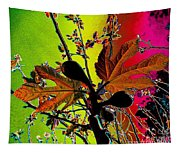 Figtree Leaves 4 Tapestry
