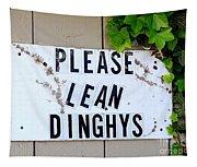 Dinghy Do's Tapestry