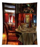 Dining At Muriel's Tapestry