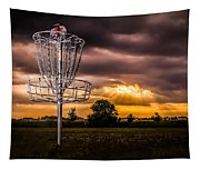 Disc Golf Anyone? Tapestry