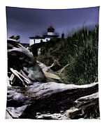 Discovery Park Lighthouse Tapestry