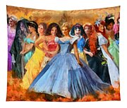 Disney's Princesses Tapestry
