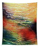 Distant Lights Tapestry