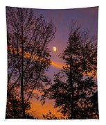 Distant Moon Tapestry