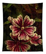 Distinctive Blossoms Tapestry