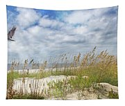 Divine Beach Day Special Crop Tapestry