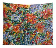 Divine Happiness. Tapestry