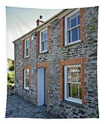 Doc Martins House Tapestry