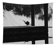 Dock Bird Tapestry