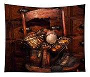 Doctor - Inside A Doctors Bag Tapestry