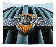 Dodge Brothers Emblem Jerome Az Tapestry