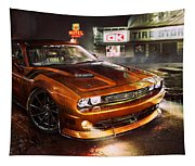Dodge Challenger R T Tapestry