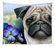 Dog #133 Tapestry