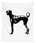 Dog Tee Tapestry