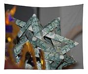 Dollar Origami Tapestry