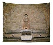 Dominican Republic Shrine Tapestry
