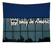 Don King Only In America Tapestry