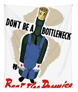 Don't Be A Bottleneck - Beat The Promise Tapestry