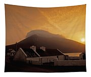 Doogort And Slievemore, Achill Island Tapestry
