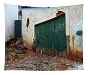 Doors And Windows Lencois Brazil 10 Tapestry