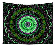 Dotted Wishes No. 6 Kaleidoscope Tapestry