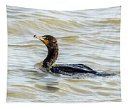 Double-breasted Cormorant Tapestry