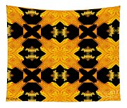 Double Crossed Tapestry