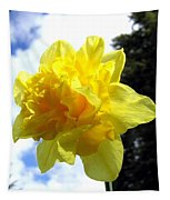 Double Daffodil Tapestry