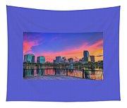 Downtown Orlando Florida  Tapestry