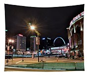 Downtown Saint Louis Tapestry