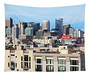Downtown San Francisco Tapestry