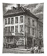 Dr. Samuel Johnson S Birthplace In Tapestry
