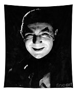 Dracula In The Shadows Tapestry
