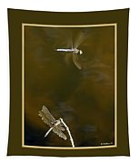 Dragonflies Tapestry