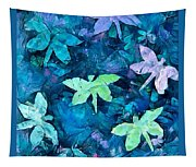 Dragonfly Blues Tapestry