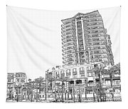 Drawing The Building Tapestry