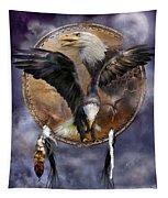 Dream Catcher - Spirit Eagle 3 Tapestry