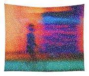Dream Stroll II Tapestry