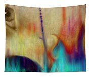 Dreaming Face Tapestry