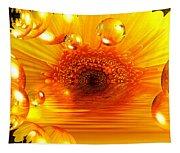 Dreams 2 - Gerbera Sunrise Tapestry