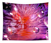Dreams 3 Chrysanthemum Tapestry