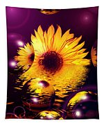 Dreams 4 - Sunflower Tapestry